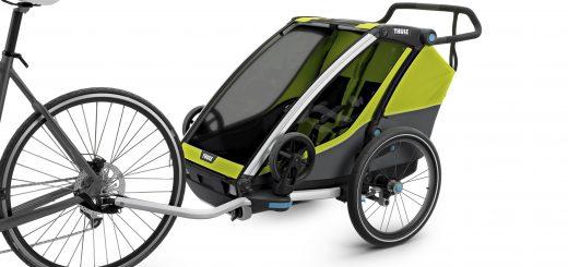 Przyczepka rowerowa dla dziecka Thule Chariot Cab 2