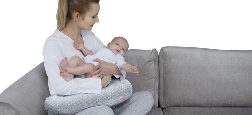 poduszka do karmienia dziecka