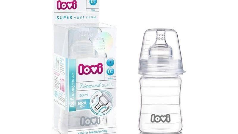 jaka szklana butelka dla noworodka